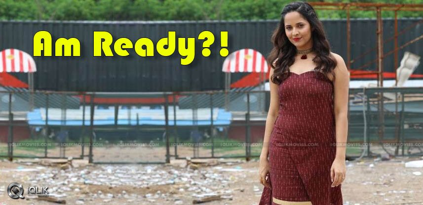 discussion-on-anasuya-open-for-glamour-roles