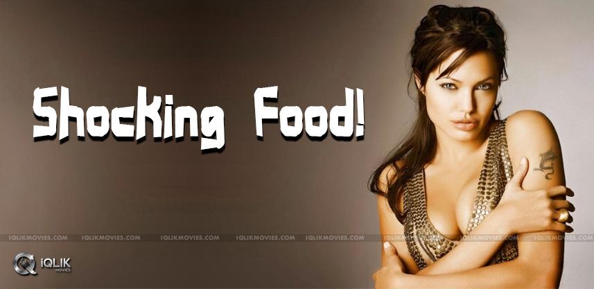 Ugly-Food-Of-Angelina-Jolie