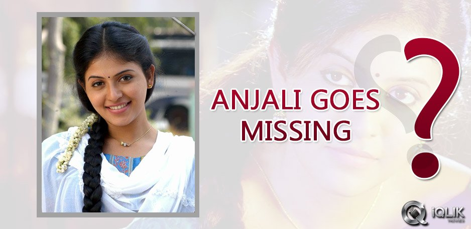 Anjali-goes-missing