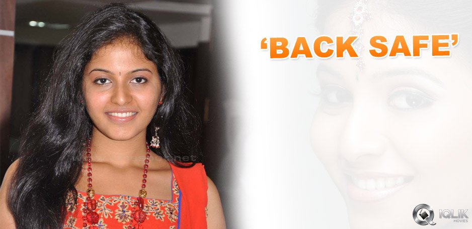Anjali-is-back-safe