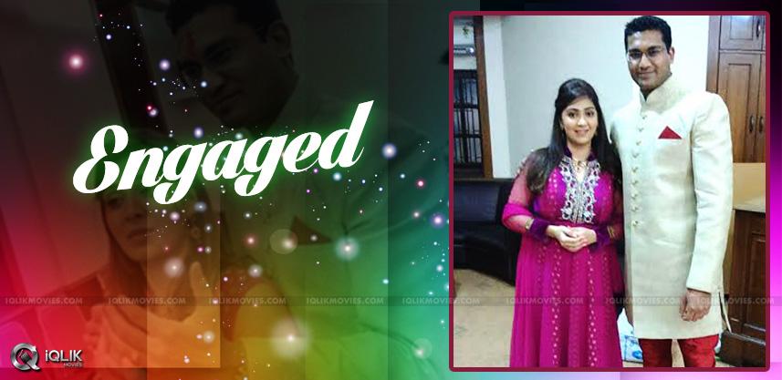 actress-ankitha-engaged-to-vishal