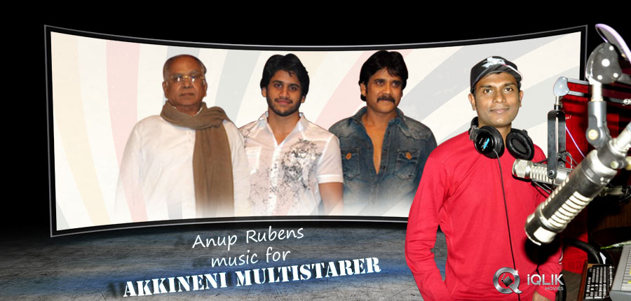 Anoop-Rubens-music-for-the-prestigious-Akkineni-Mu
