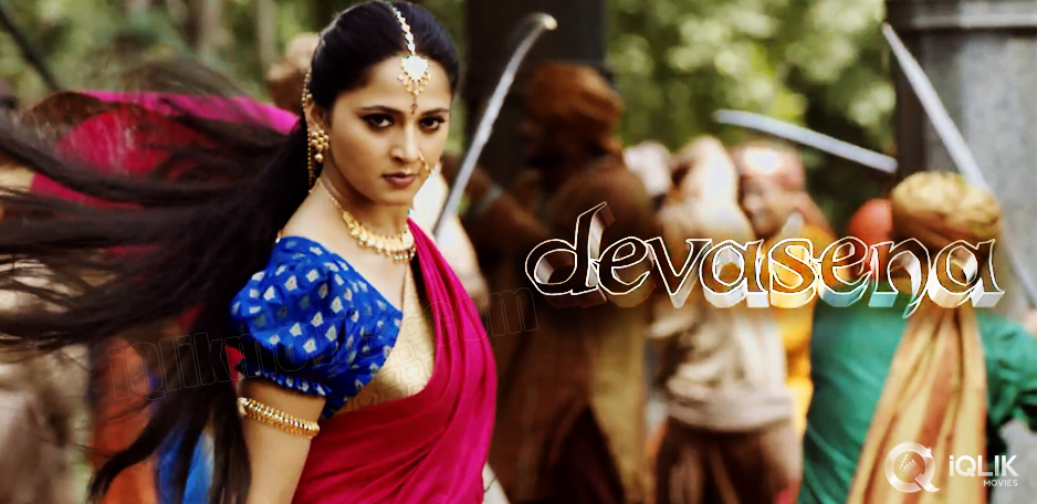 Anushkas-First-look-in-Baahubali