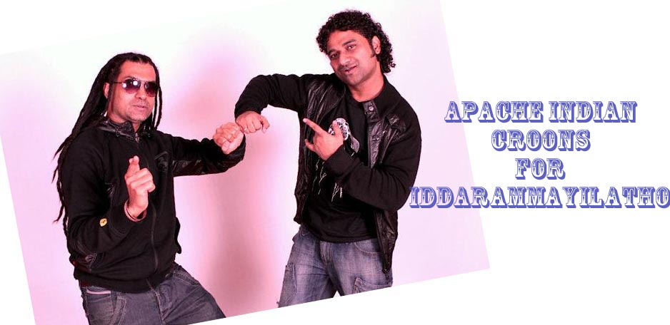 Apache-Indian-croons-for-Iddarammayilatho