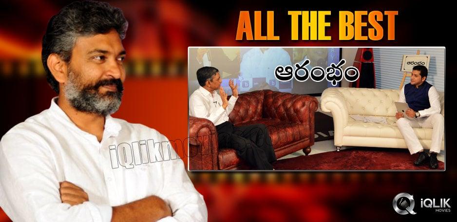 Arambham-The-Show-impresses-SS-Rajamouli