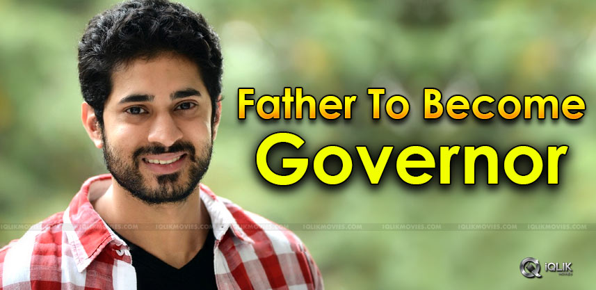 Hero's Father To Become Governor