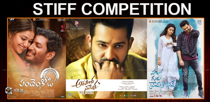 aravindha-sametha-has-tough-days-ahead