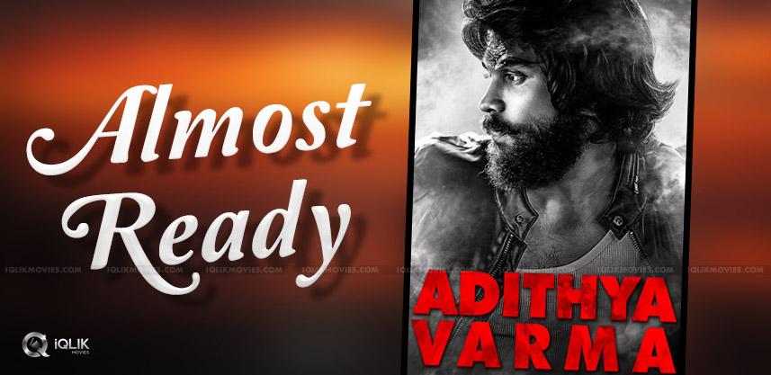 65-per-cent-shooting-of-aditya-varma-wrapped