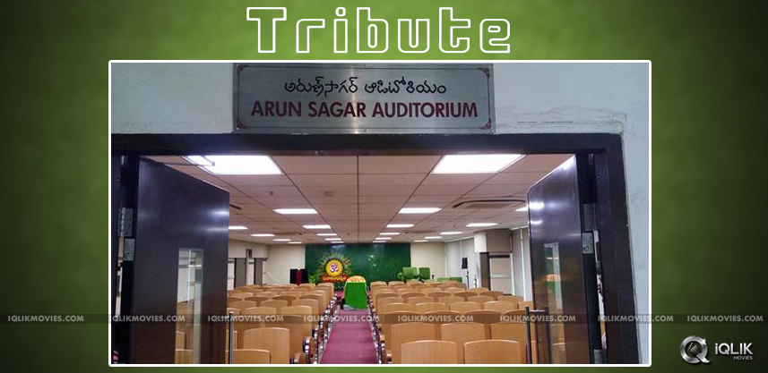tv5-channel-names-its-auditorium-on-arun-sagar
