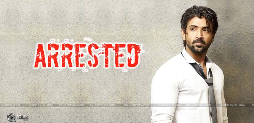 arun-vijay-arested-in-drunken-drive-case-details