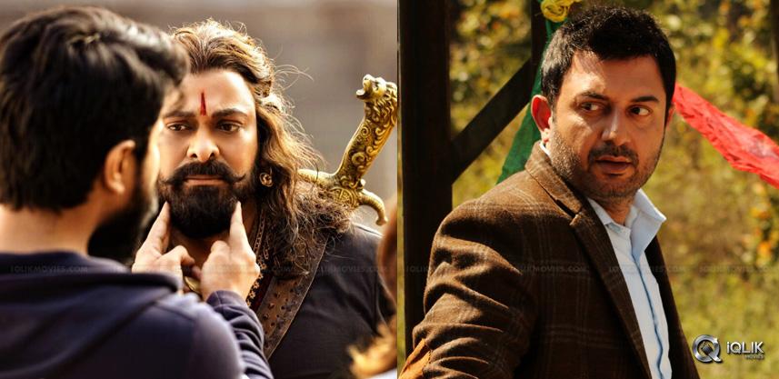 Ram Charan S Villain To Lend Voice For Chiru