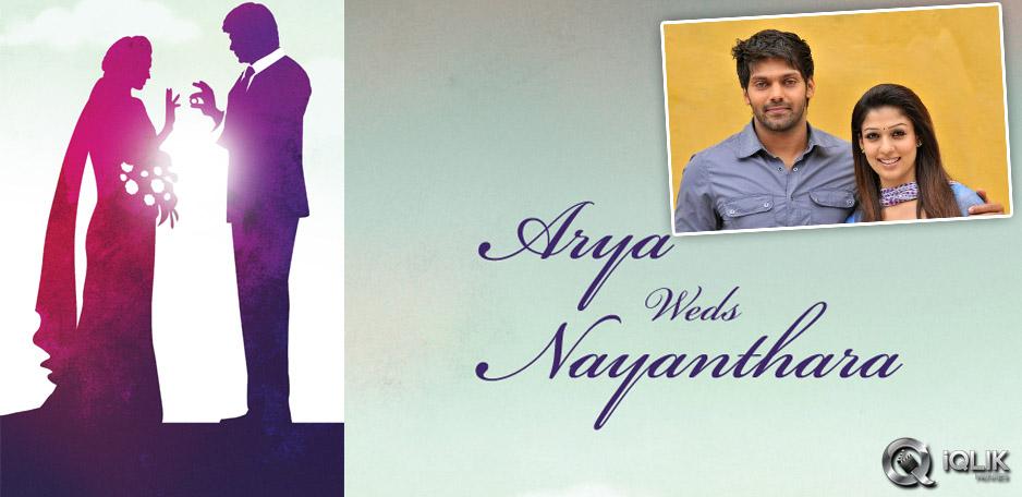 Arya-weds-Nayanatara