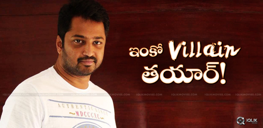 hero-aryan-rajesh-becomes-villain
