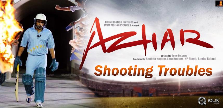 azhar-movie-shooting-stops-at-osmania-university