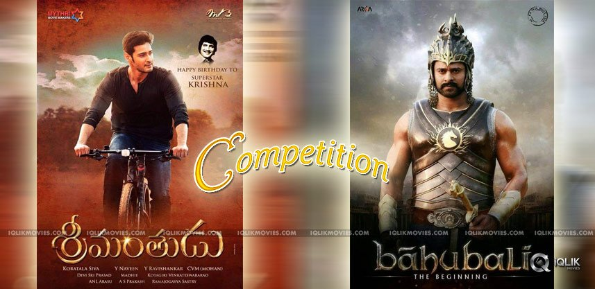 competition-between-baahubali-and-srimanthudu