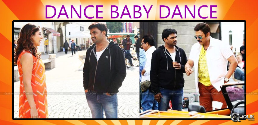 venkatesh-babu-bangaram-shooting-at-spain