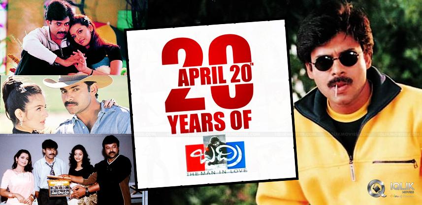 20-years-For-Pawan-Kalyan-Badri