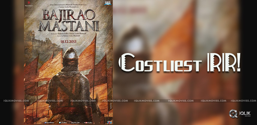 costliest-re-recording-for-bajirao-mastani-movie