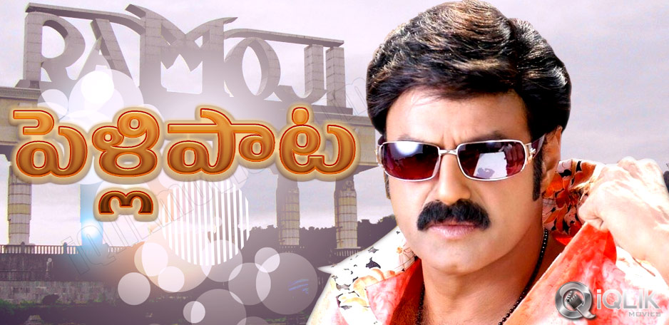 Balayya-Wedding-Song-in-Ramoji-Film-City