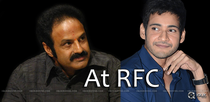 bala-krishna-mahesh-shooting-at-ramoji