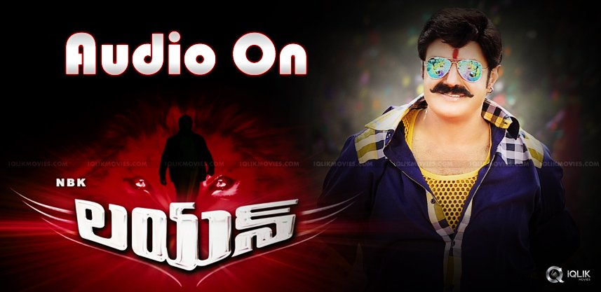 balakrishna-lion-movie-audio-releaase