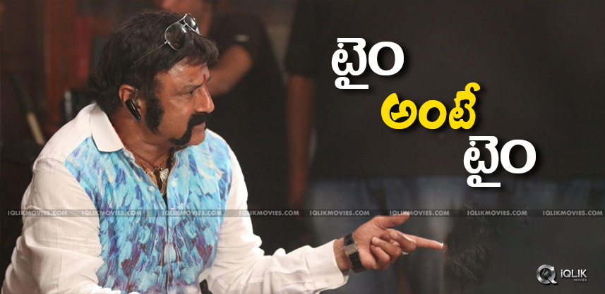 balakrishna-gives-importance-to-muhurtham