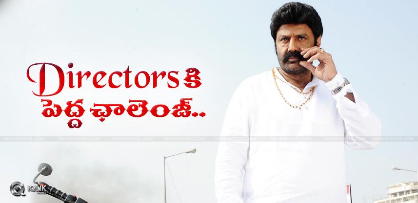 balakrishna-strict-deadlines-to-directors