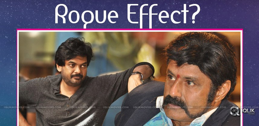 Rogue-movie-effect-On-Bala-krishna-Film