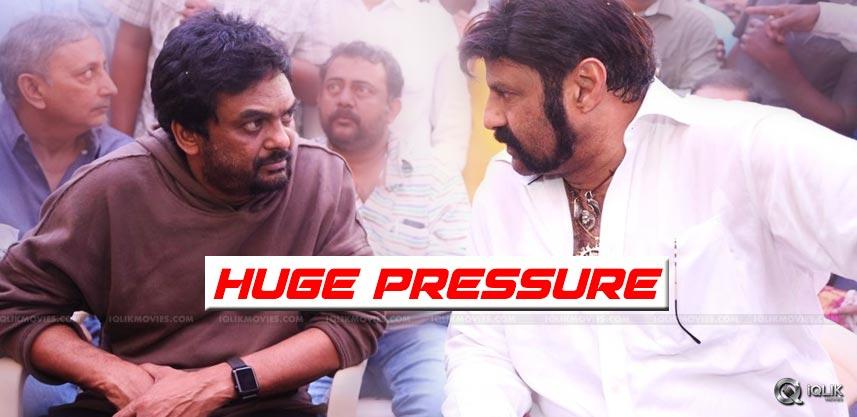 Balakrishna's Poster Under Heavy Pressure