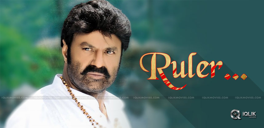 balakrishna-102-movie-title-ruler-details