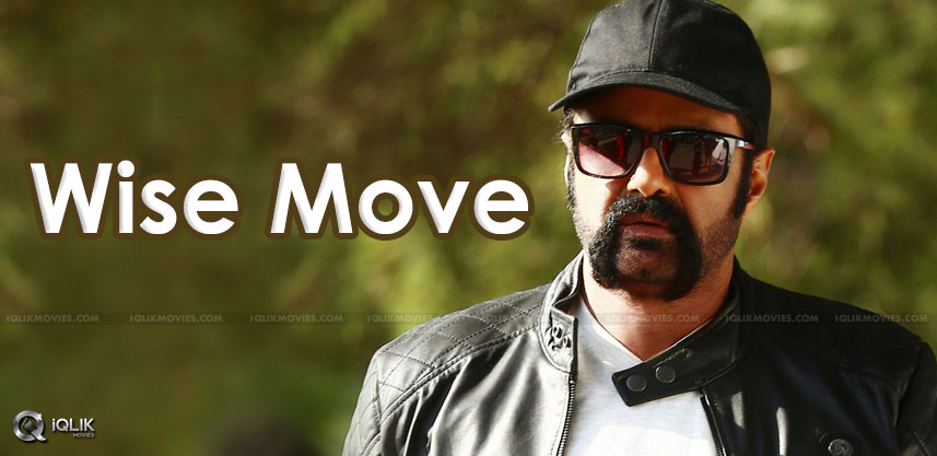balakrishna-wise-move-details-