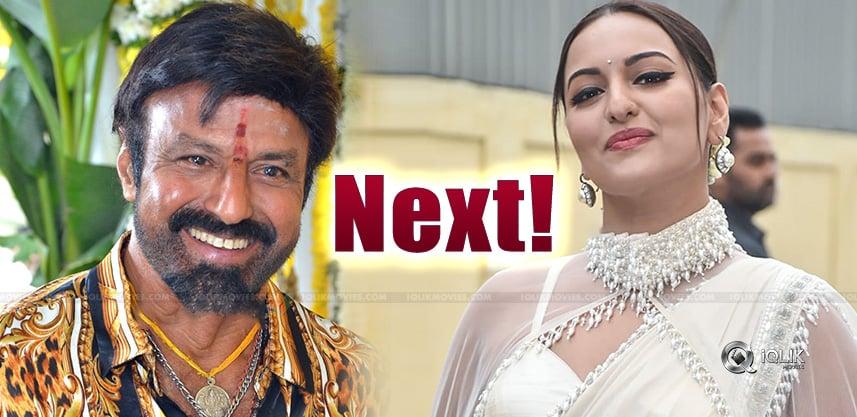 Sonakshi Sinha For Balayya Next?