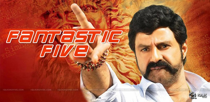five-writers-working-for-balakrishna-dictator-film