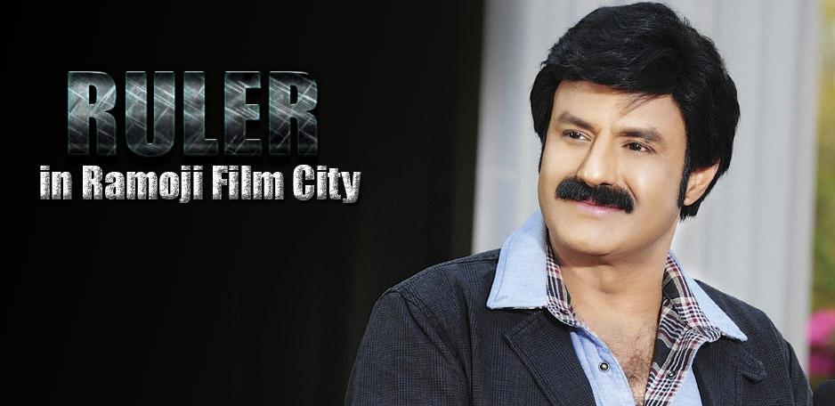Balayya-Ruler-in-Ramoji-Film-City