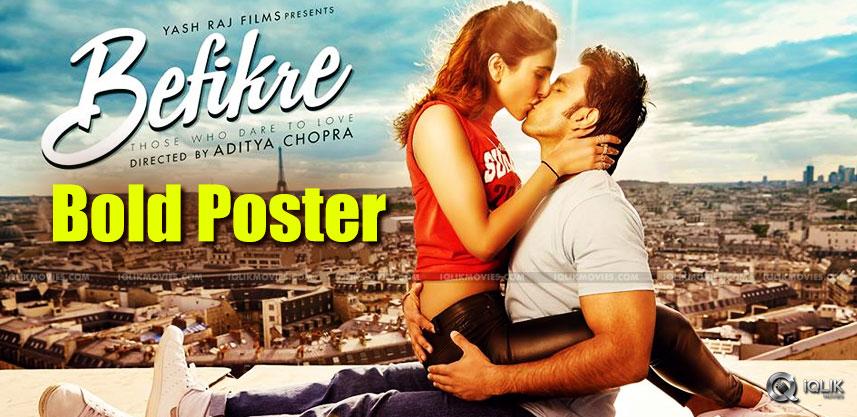 ranveer-singh-vaani-kapoor-befikre-movie-poster