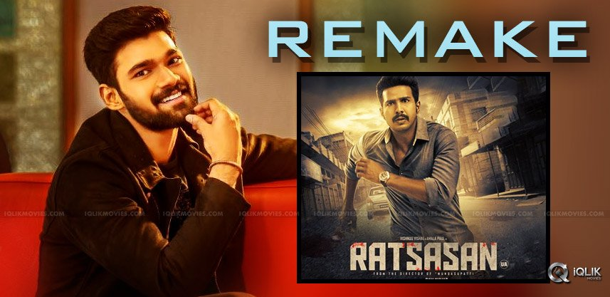 ratsasan-remake-by-bellamkonda-srinivas