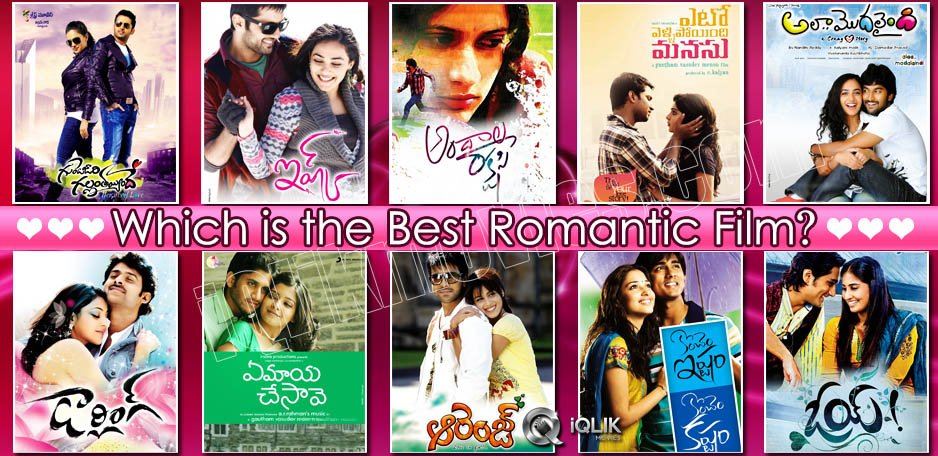 Ever best romantic movies
