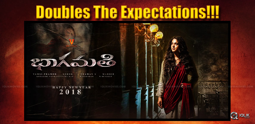 Bhaagmathie-new-year-poster-details