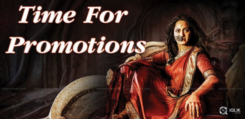 Plans For Promotions- Bhaagmathie