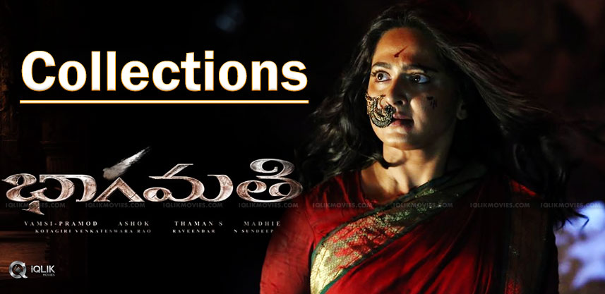 Bhaagamathie-collections-day-1-details
