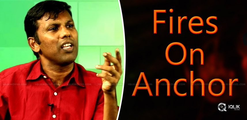 comedian-bhadram-becomes-serious-on-anchor