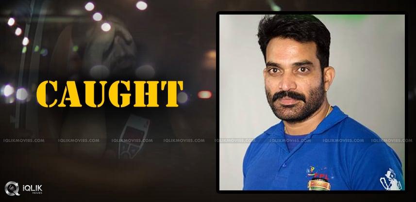 tv-artiste-bharani-caught-in-drunken-drive-case