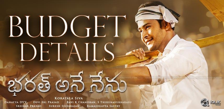 bharat-ane-nenu-movie-budget-details