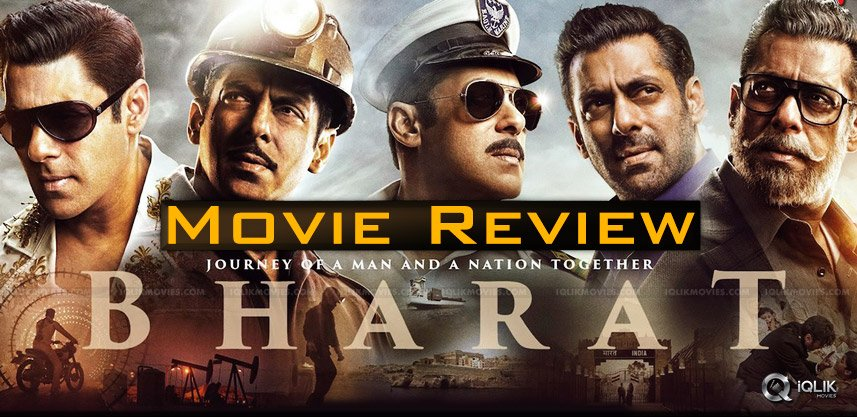 Bharat Movie Review and Rating