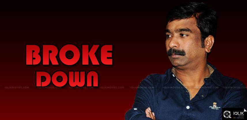bhaskarabhatla-broke-down-heavily-for-chakri