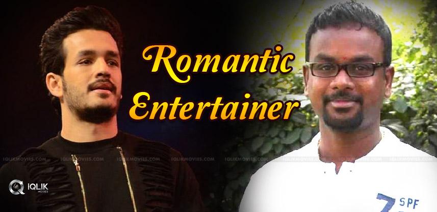 romance-genre-for-akhil-and-bhaskar-movie