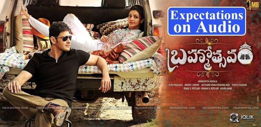 expectations-on-brahmotsavam-movie-music
