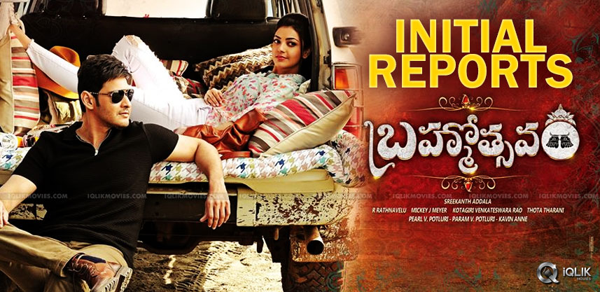 brahmotsavam-movie-first-show-talk