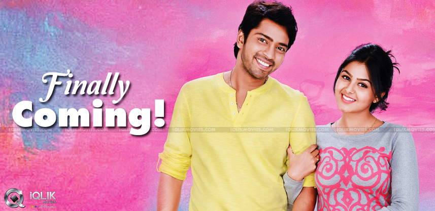 allari-naresh-brother-of-bommali-release-date