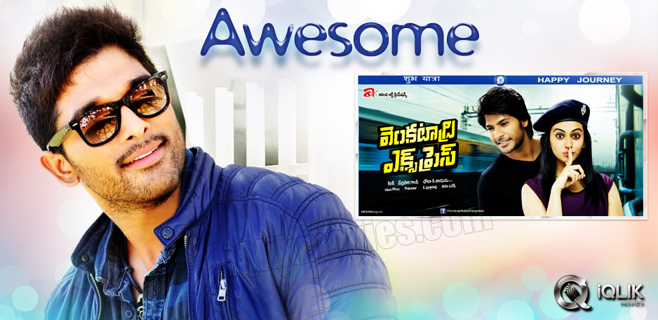 Bunny-applauds-Venkatadri-Express-